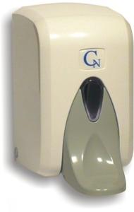 Loketní dávkovač na pěnové mýdlo