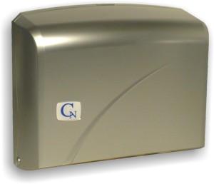 zásobník metalický na jeden balíček ZZ ručníků