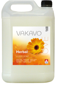 VAKAVO HERBAL tekuté mýdlo