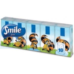 Kapesníčky SMILE 3 vr
